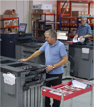Print and Direct Mail Production