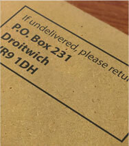 Postal Returns Management