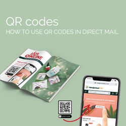 How to use QR codes in Direct Mail